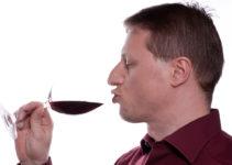 Wein geniessen