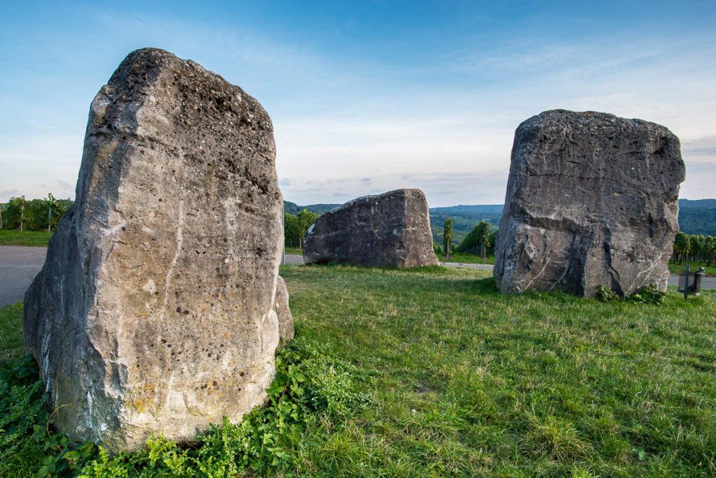 Felsen 3 Riesen zwischen Beutelsbach und Schnait