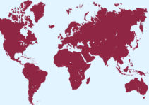 Weltkarte - Copyright AdobeStock - Premium_Art