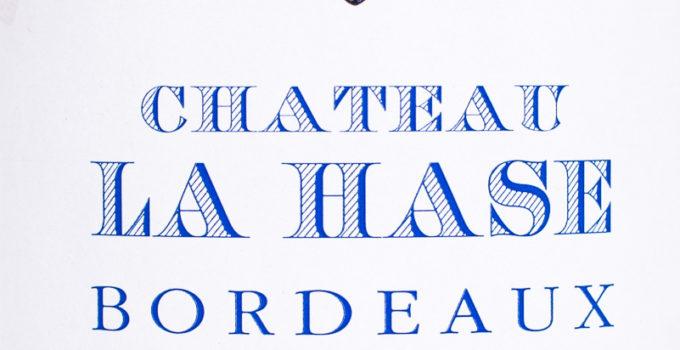 Chateau La Hase 2006 - Bordeaux