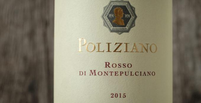 Rosso di Montepulciano 2015 - Poliziano