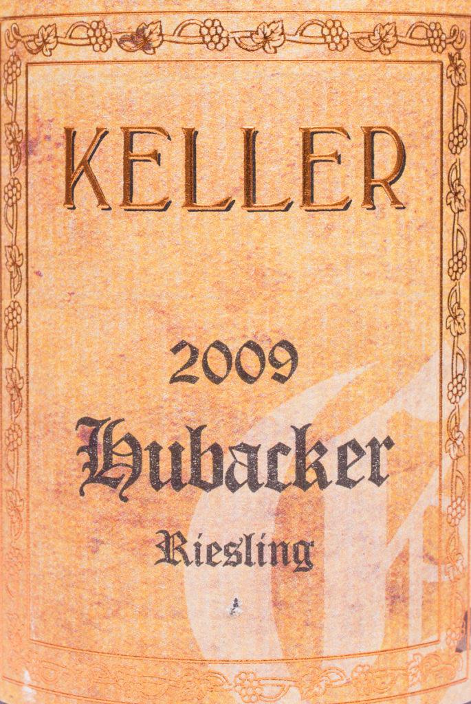 Dalsheimer Hubacker Riesling 2009