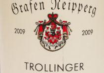 Trollinger 2009 - Grafen Neipperg