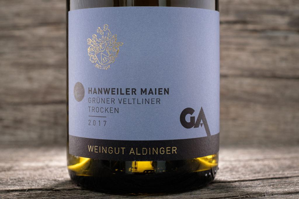 Hanweiler Maien Grüner Veltliner 2017 - Weingut Aldinger