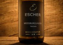 Weissburgunder 2018 - Weingut Escher