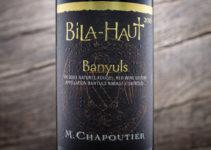 Bila-Haut Banyuls 2016 - M. Chapoutier
