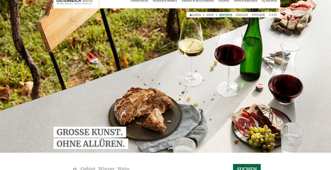Weinverbände und Infoseiten über Wein