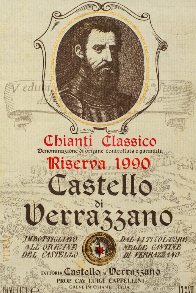 Chianti Classico Riserva 1990 - Castello di Verrazzano