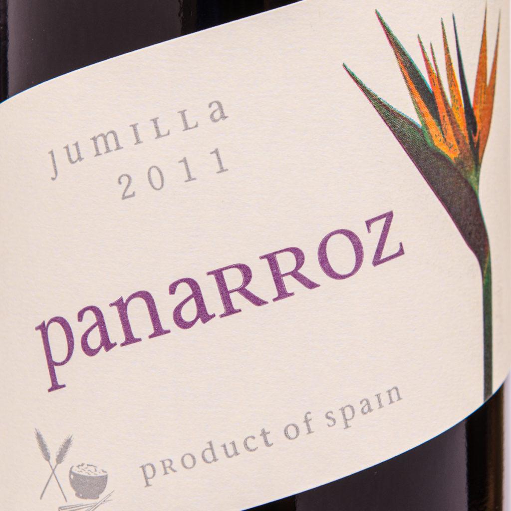 Panarroz - Jumilla 2011 - Bodegas Olivares