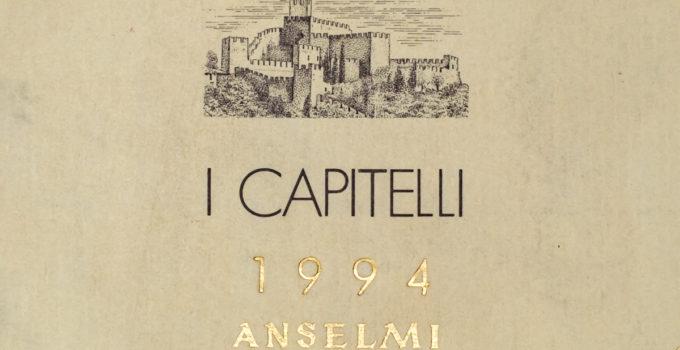 I CAPITELLI 1994 - Anselmi