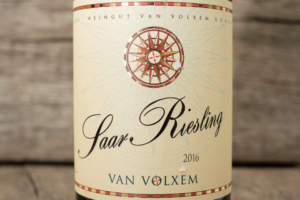 Saar Riesling 2016 - Van Volxem