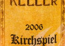 Weingut Keller - Westhofen Kirchspiel - Riesling 2006