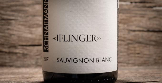 IFLINGER Sauvignon Blanc 2017 - Weingut Schnaitmann