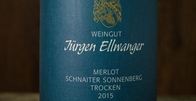 Merlot Schnaiter Sonnenberg 2015