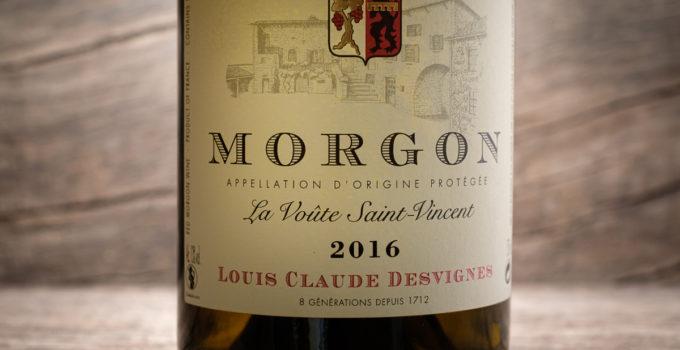 MORGON La Voute Saint-Vincent 2016