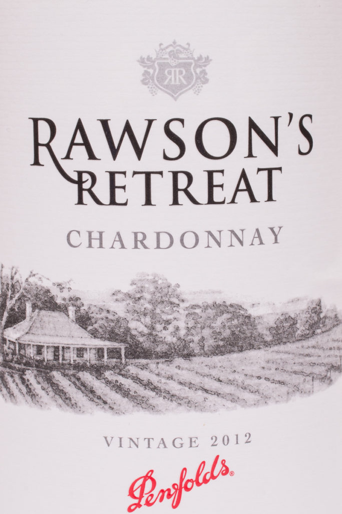 Rawsons`s Retreat Chardonnay 2012