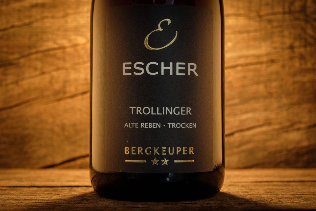 Trollinger Alte Reben 2018 - Weingut Escher