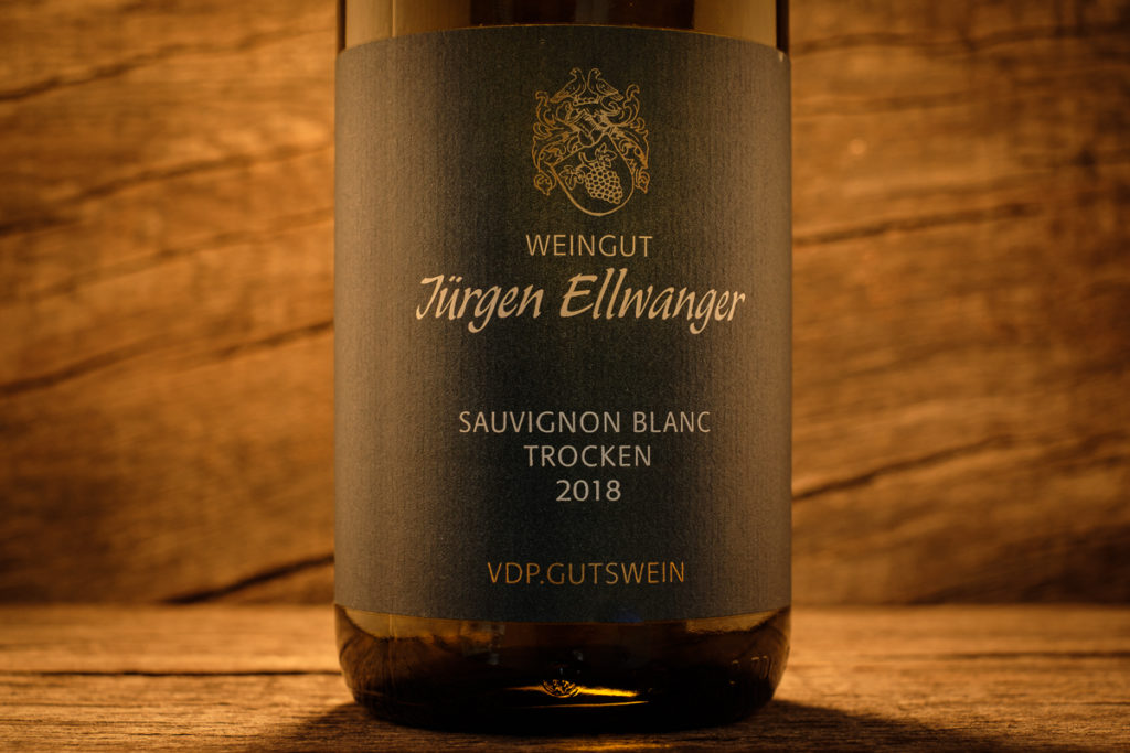 Sauvignon Blanc 2018 - Weingut Jürgen Ellwanger