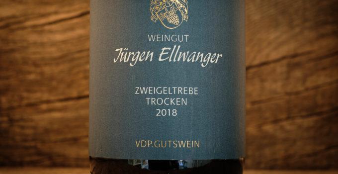 Zweigeltrebe Trocken 2018 - Weingut Jürgen Ellwanger