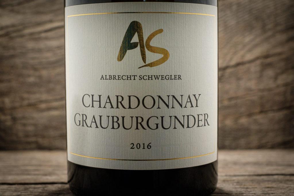 Chardonnay Grauburgunder 2016 - Albrecht Schwegler