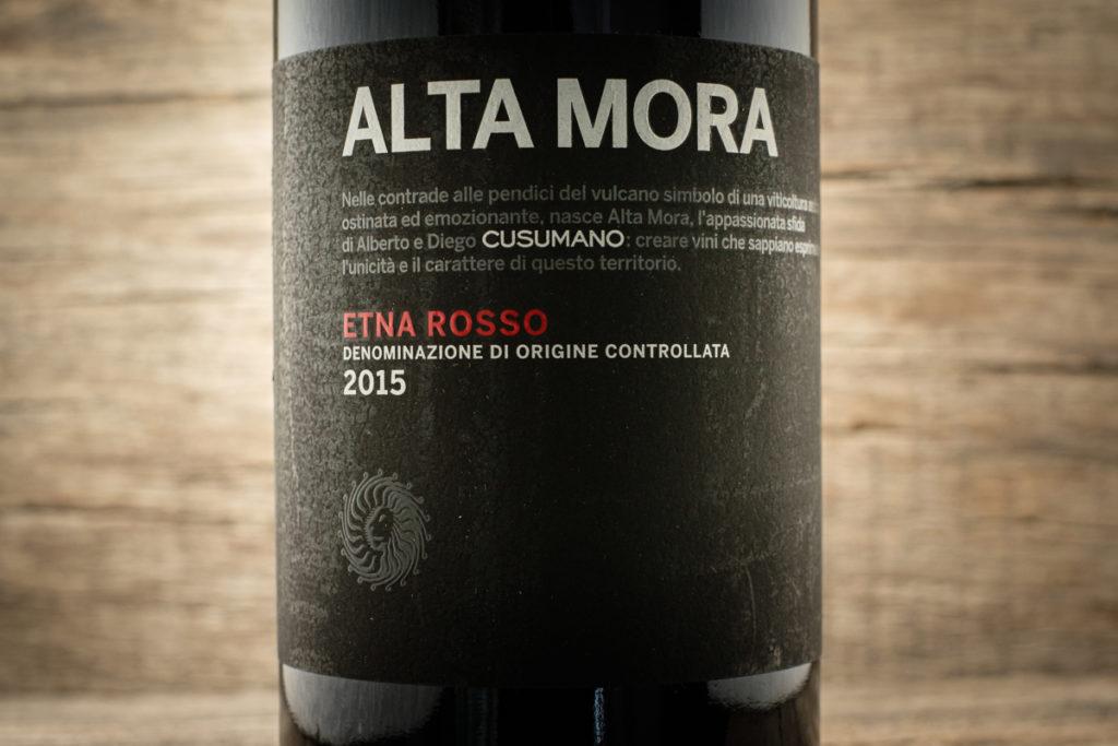 Alta Mora Etna Rosso 2015 - Cusumano