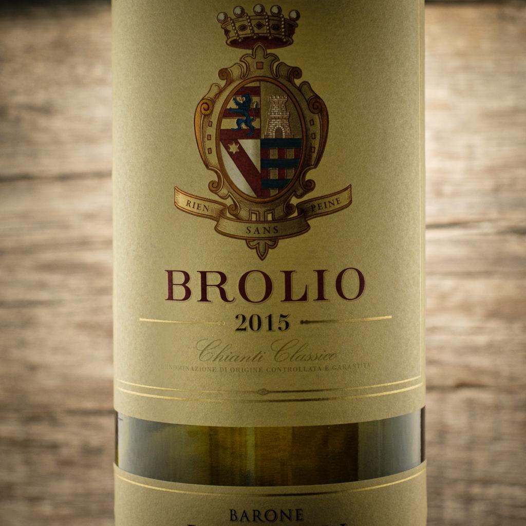 Brolio 2015 Chianti Classico Barone Ricasoli
