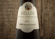 Pius Beerenauslese 2011 - Weingut Keller