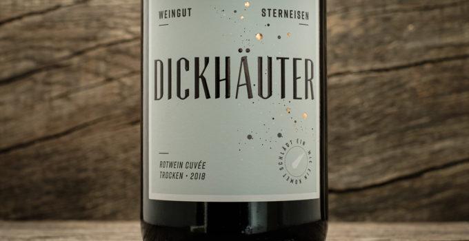 Dickhäuter Rotwein Cuvee 2018