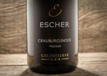 Grauburgunder 2018 Goldreserve - Weingut Escher