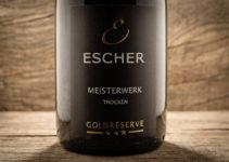 Meisterwerk 2016 - Goldreserve - Weingut Escher