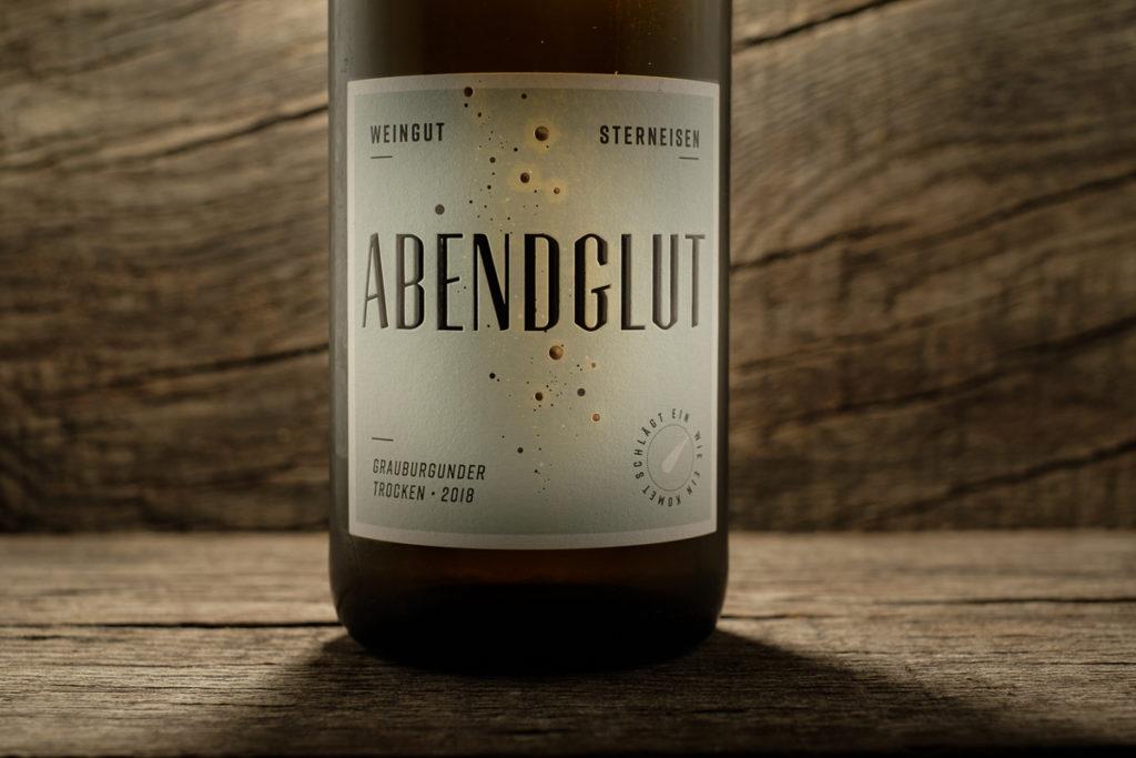 ABENDGLUT - Grauburgunder trocken 2018 - Weingut Sterneisen