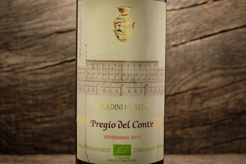Pregio del Conte 2015 - Saladini Pilastri