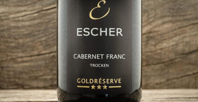 Korber Sommerhalde Cabernet Franc - Goldreserve 2017 - Weingut Escher