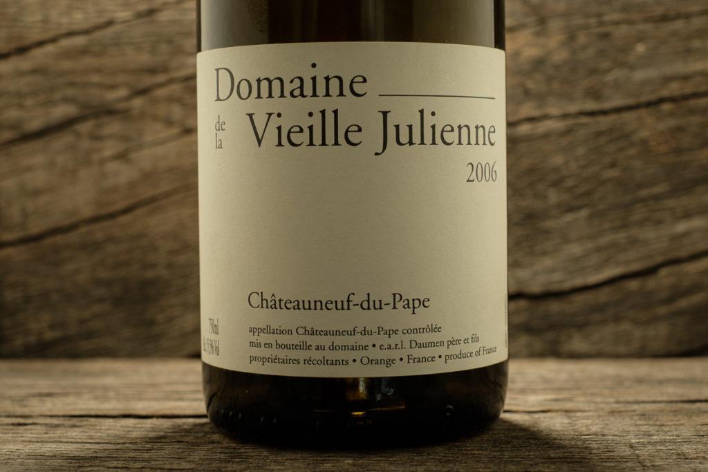 Chateauneuf-du-Pape Domaine de la Vieille Julienne