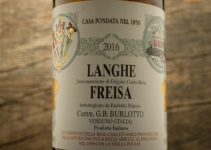 Langhe Freisa 2016 - Comm. G.B. Burlotto