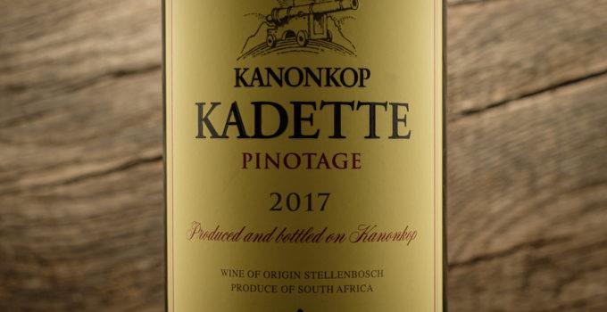 Kadette Pinotage 2017 - Kanonkop