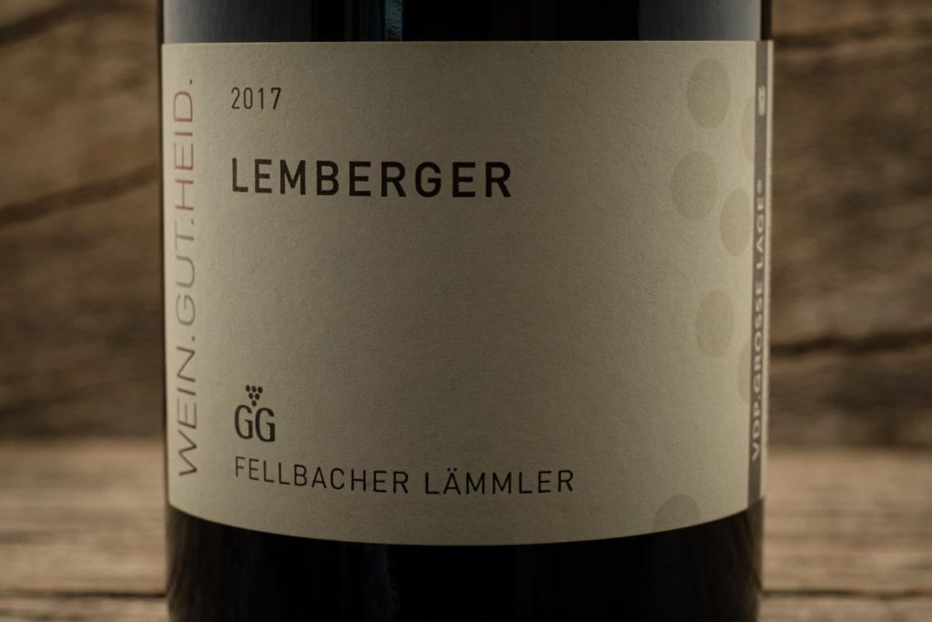 2017 Fellbacher Lämmler Lemberger GG