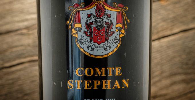 Comte Stephan 2014 - Château d'Aiguilhe