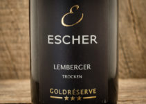 Lemberger Goldreserve 2017 - Weingut Escher
