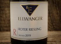 Roter Riesling 2019 - Bernhard Ellwanger