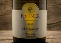 Chardonnay Wairarapa 2018 - Johner Estate