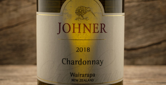 Chardonnay Wairarapa 2018 - Johner Estate