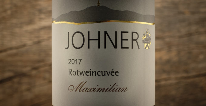 Johner Rotweincuvee Maximilian 2017 - Karl H. Johner