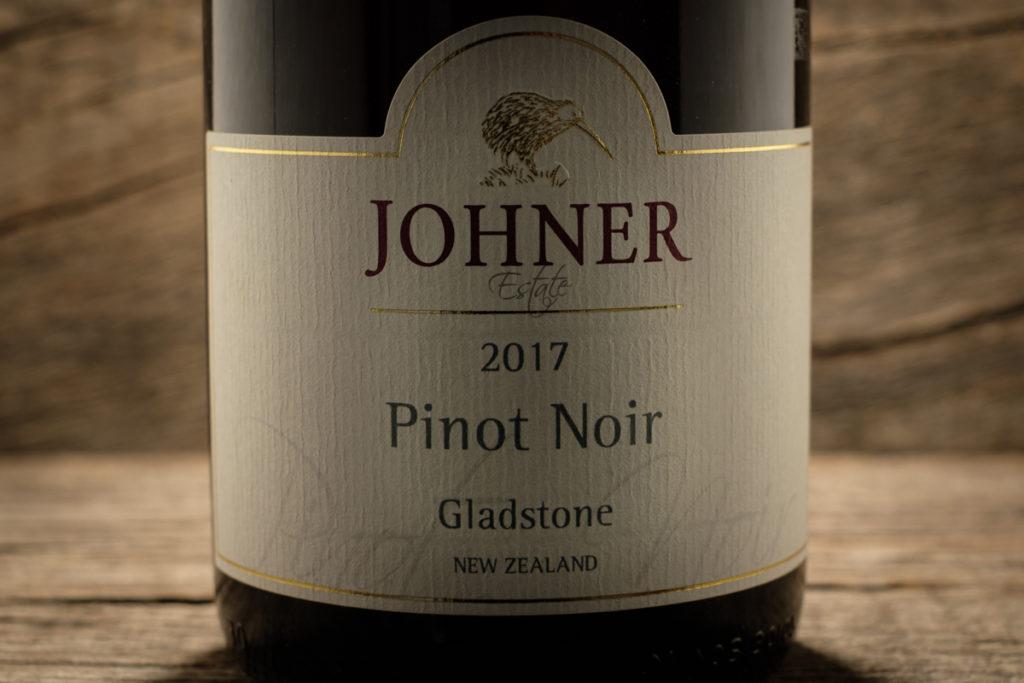 Pinot Noir Gladstone 2017 - Johner Estate