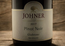 Pinot Noir Gladstone 2017 – Johner Estate