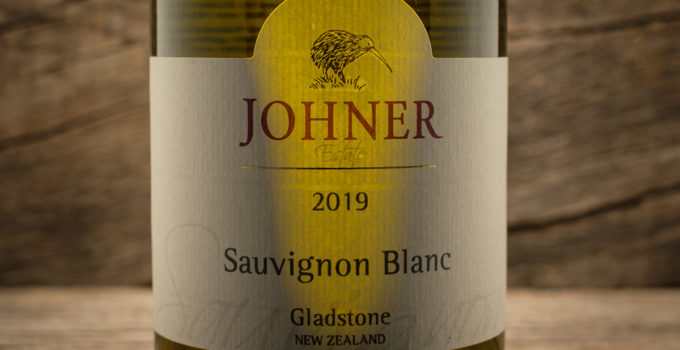 Sauvignon Blanc Gladstone 2019 - Johner Estate