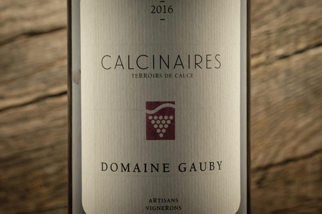 Calcinaires 2016 - Domaine Gauby