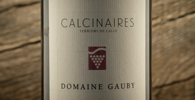 Calcinaires 2016 - Domaine Gauby