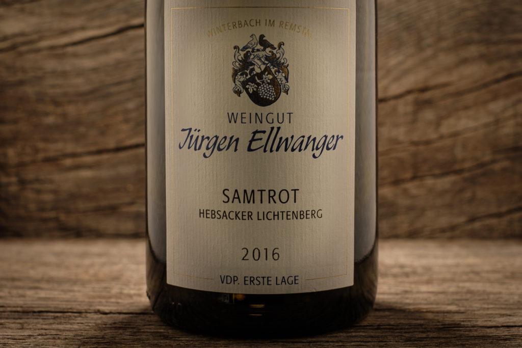 Samtrot Hebsacker Lichtenberg 2016 - Erste Lage - Jürgen Ellwanger
