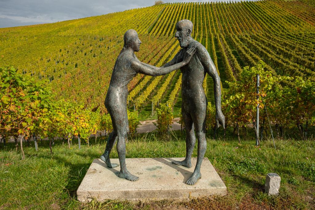 Weinstadt-Strümpfelbach - Skulpturenpfad